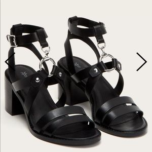 Brand new Frye Bianca harness sandal